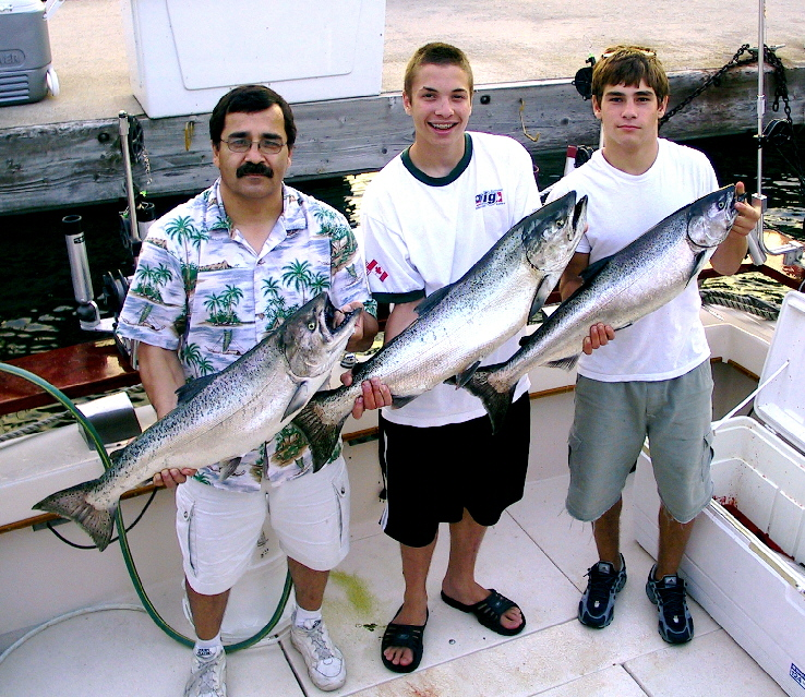 Charter boat fishing out of waukegan illinois 847 966 9678 for Chicago fishing charters